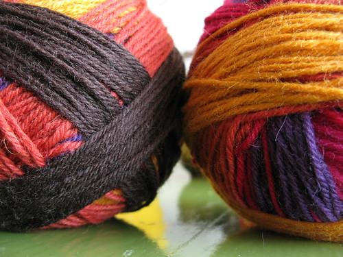 Surprise yarn