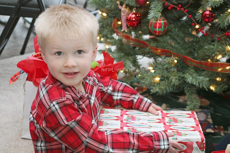 Schultz Christmas 2012
