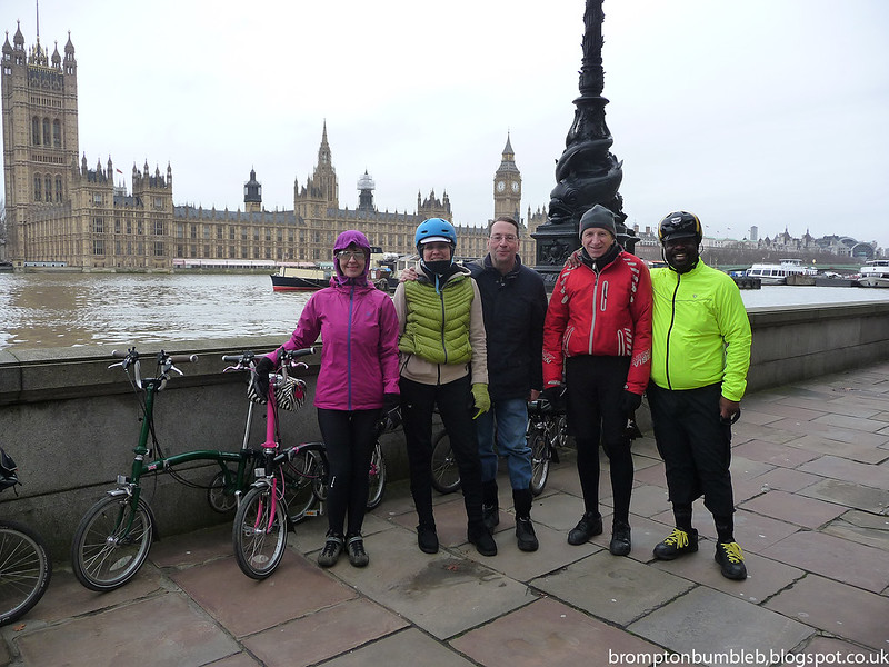 LBC Ride: Boxing Day Beano 2012