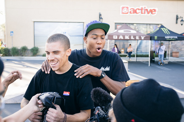 Oakley Get Dem Frogskins @ Active Rancho!