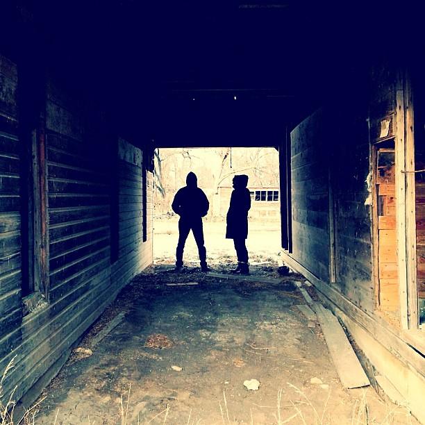 @annakristina28 dad's old grain #barn #kansas #christmas #latergram #igkansas