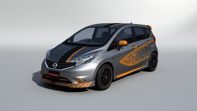 Nissan Note Personalization Concept