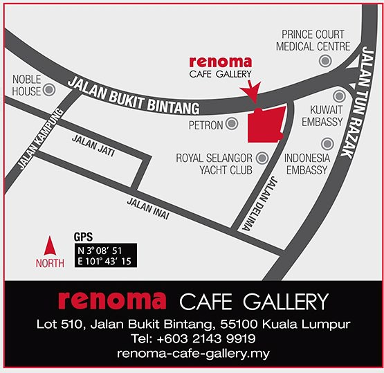 Renoma cafe gallery MAP