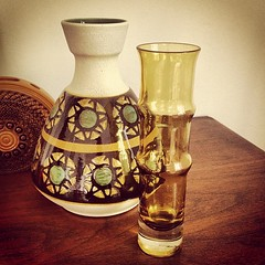 1960's vases