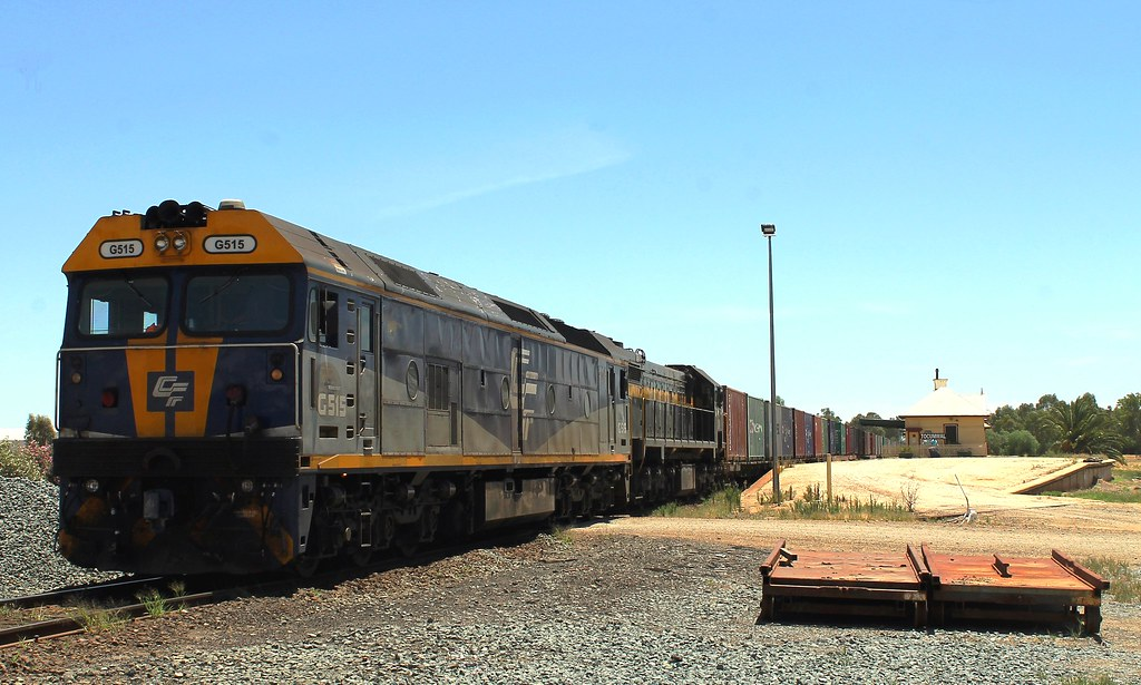 9372 at Tocumwal by S312 Photography