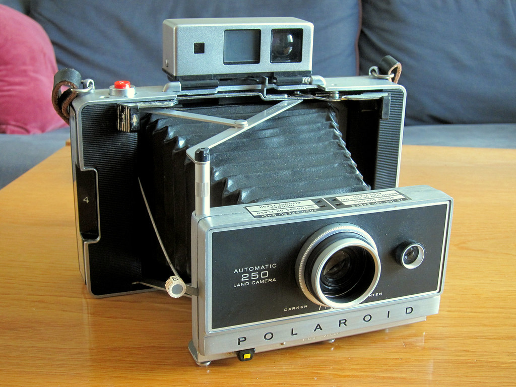 Polaroid Automatic 250