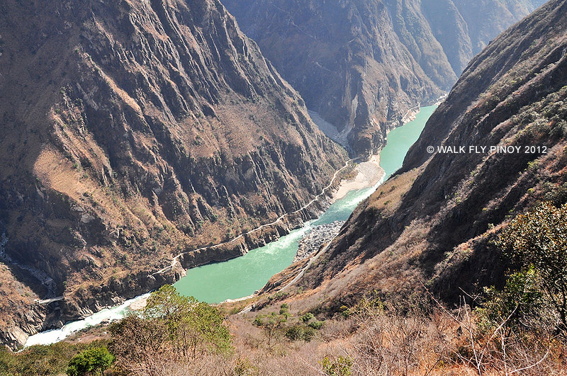 Yangtze River, Yunnan, China