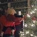 Niece Hangs an Ornament