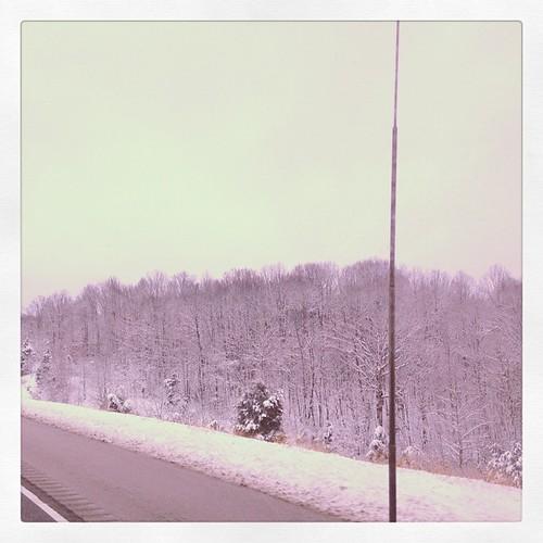 Indiana-Highway-37-Snow
