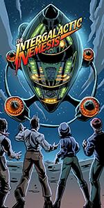 Nemisis Poster /The Intergalactic Nemesis Site