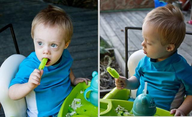 Elijah eats a popsicle1