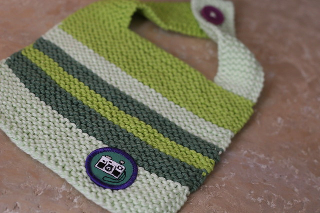 baby bib o stripes 2