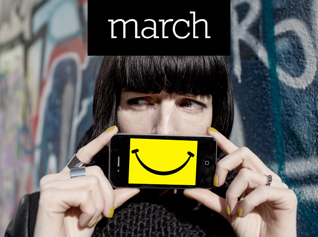 überlin's highlights of 2012: March