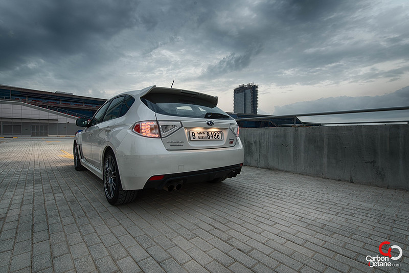 2012 Subaru WRX STI rear side.jpg