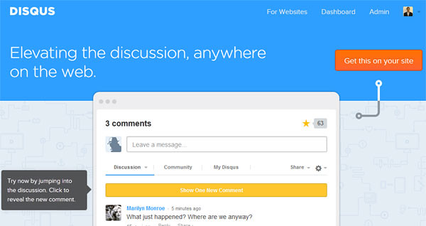 Interactive Features - Comments