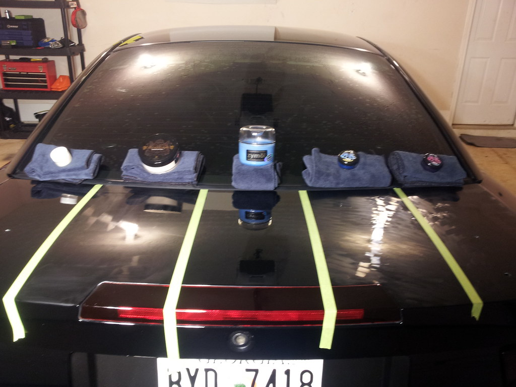 Zymol Car Wax Black Waxes Rouge 8 Oz Glasur Glaze Celeste Dettaglio Carbon Dodojuice Blue Velvet Pro Purple Haze