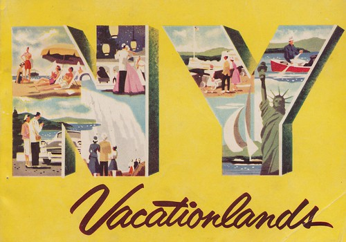 NY Vacationlands by The Pie Shops Collection