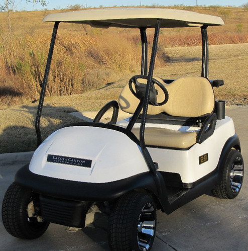 Custom Golf Carts Fort Worth TX - Labeled X Golf Carts (11)