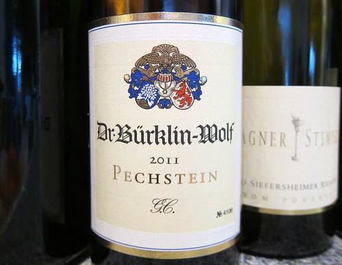 2011 Forster Pechstein Buerklin Wolf
