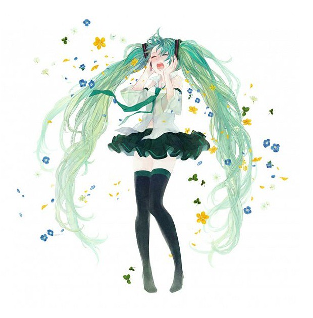 Miku Monday #153 (CLIII)