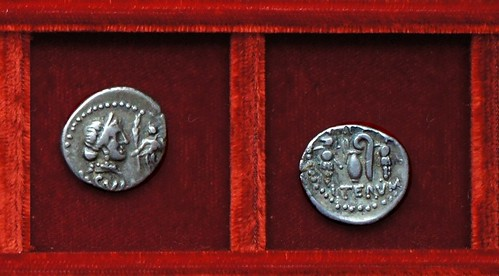 RRC 359 L.SVLLA IMPER ITERVM Cornelia, Ahala collection, coins of the Roman Republic
