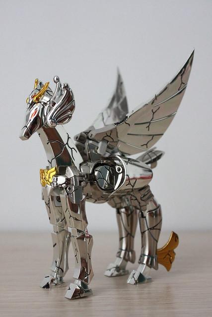 [聖衣神話] 天馬座星矢~戰損版~ 聖衣型態