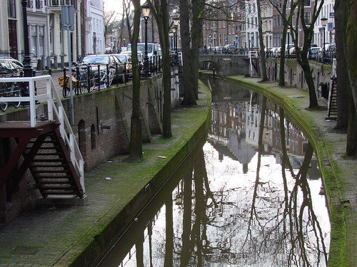 Green Grows the Gracht