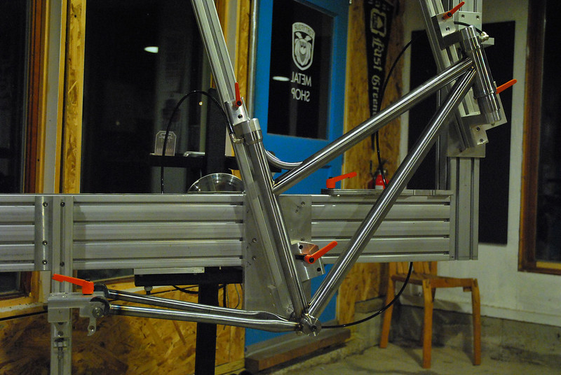 Beezy's 650B all Tacked!