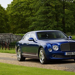 Luxury meets tech: 2014 Bentley Mulsanne becomes a Wi-Fi hotspot