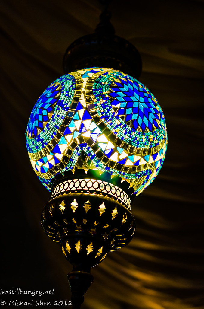 Xanthi - mosaic globe