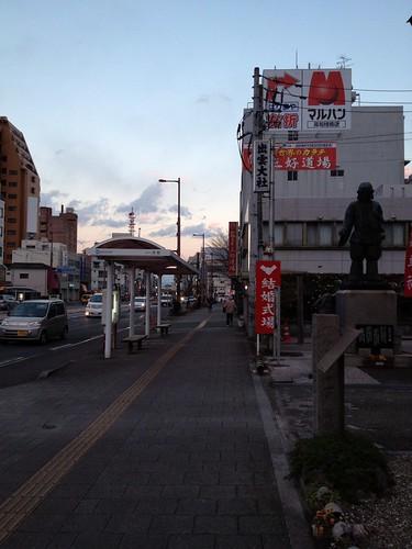 寒い月末の日曜日 by haruhiko_iyota