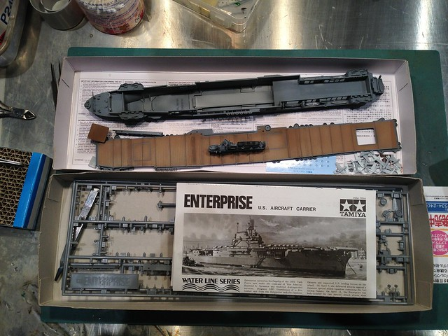 Building the Enterprise