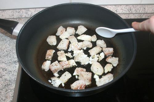 24 - Fisch anbraten / Fry fish