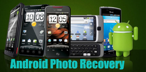 android photo recovery