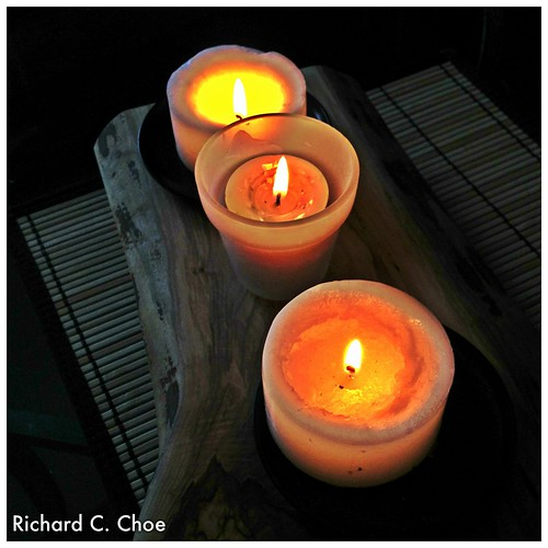 Candles 1 (2013, 1. 29) by rchoephoto