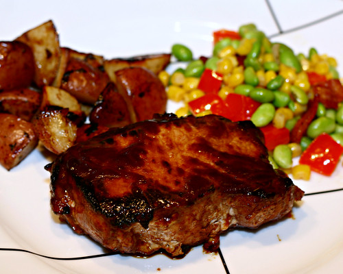 Hoisin Pork Chops