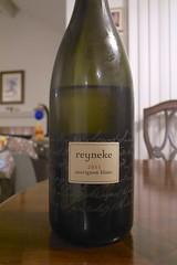 2011 Reyneke Stellenbosch Sauvignon Blanc