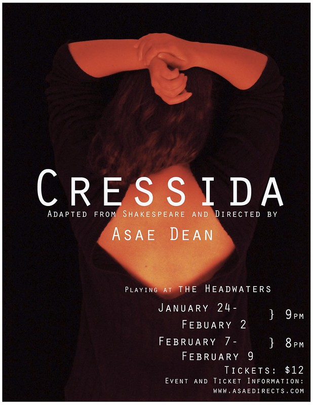 Cressida @ Headwaters Theater