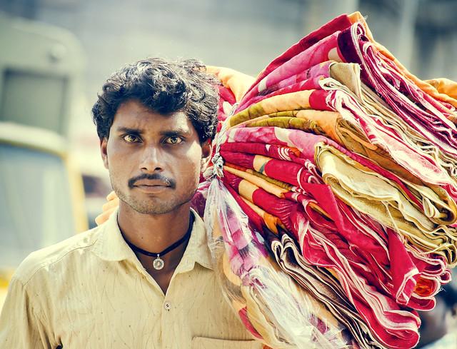 The Blanket Seller