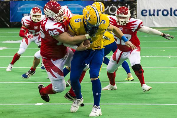 mecz futbolu amerykanskiego polska - szwecja