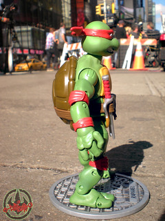 TEENAGE MUTANT NINJA TURTLES - CLASSIC COLLECTION :: RAPHAEL xi (( 2012 ))
