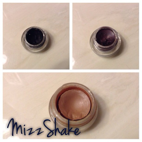 Couldn't live without these last month #loveaffairs #monthlyfavorites #mac #blacktrackfluidline #darkdiversionfluidline #groundworkpaintpot #bblogger #beautyblogger #beautyvlogger #beautyjunkie #makeupjunkie #youtube #youtuber #mizzshake