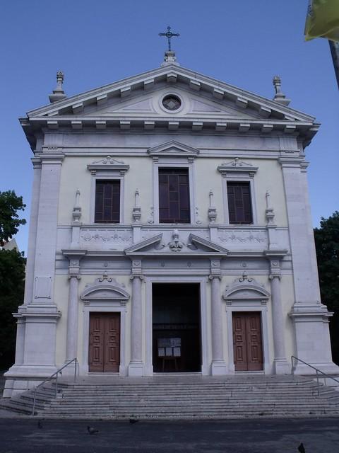Igreja Paroquial de Nossa Senhora dos Anjos, Lisbon, Portugal
