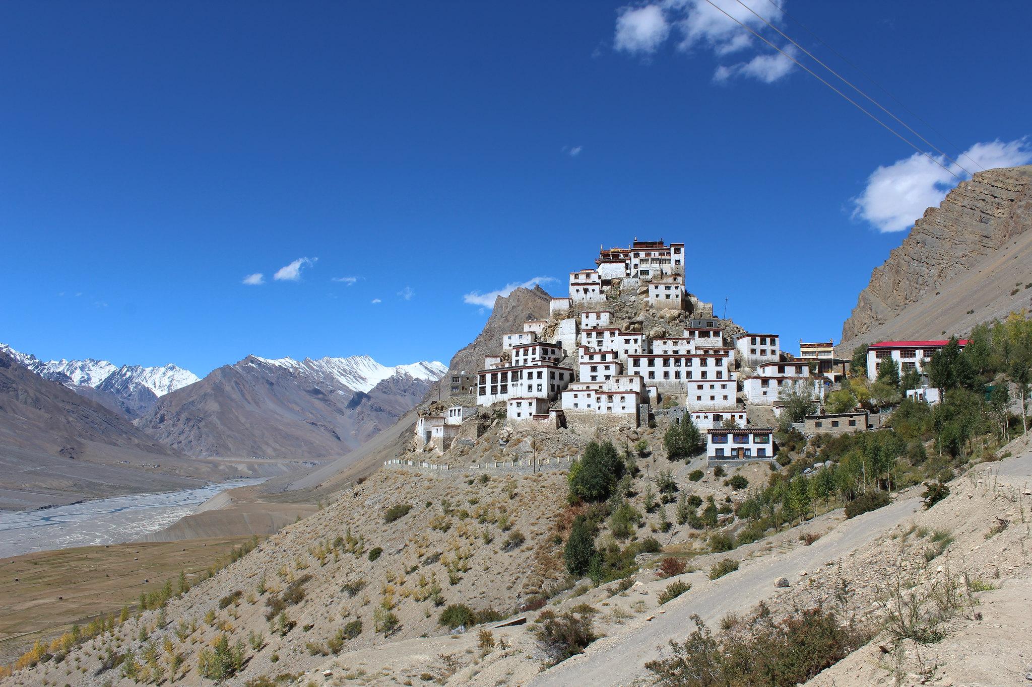 Kye Monastery, Spiti Valley