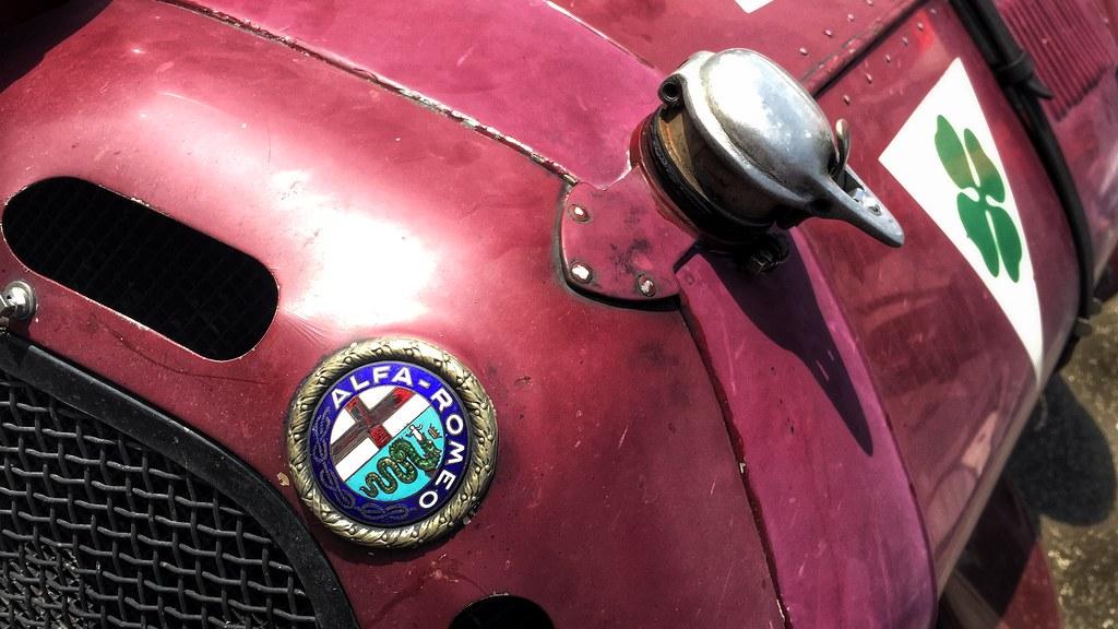Alfa 8C2300 Monza