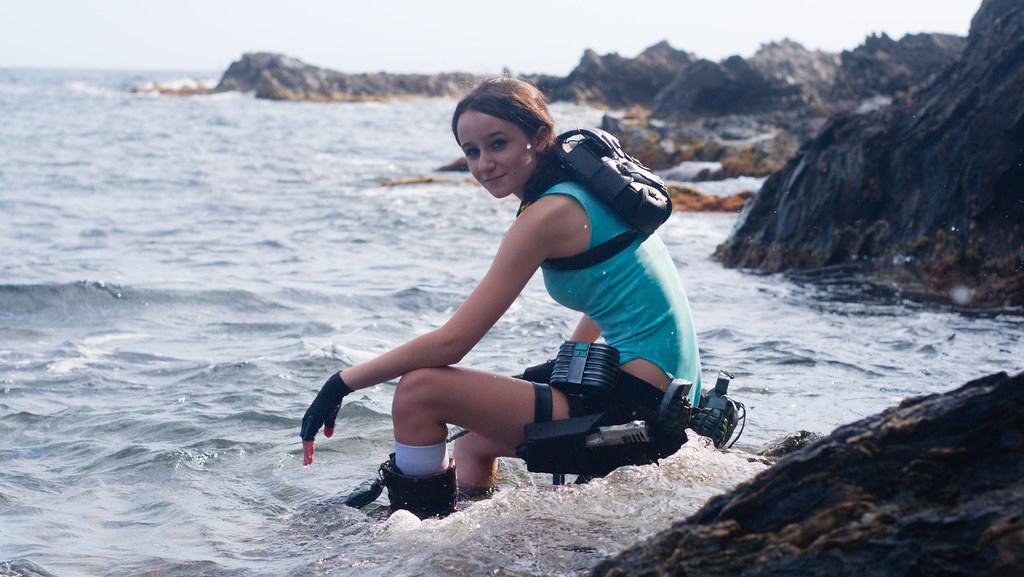 related image - Shooting Lara Croft - Calanque du Mont Salva - Six Fours les Plages - 2016-08-11- P1500487