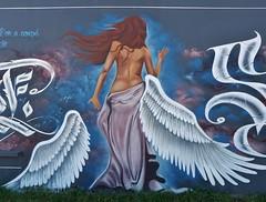 Graffiti, Montauban - Photo of Monbéqui