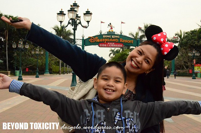 February 2012 Hong Kong Disneyland