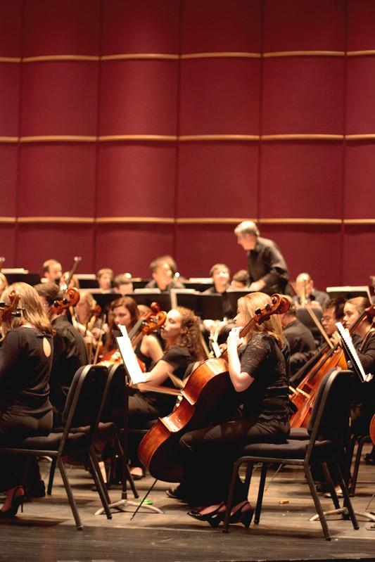 Dec 08: Orchestra