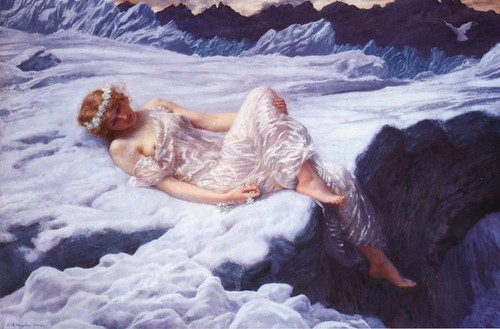 Heart of Snow - Edward Robert Hughes